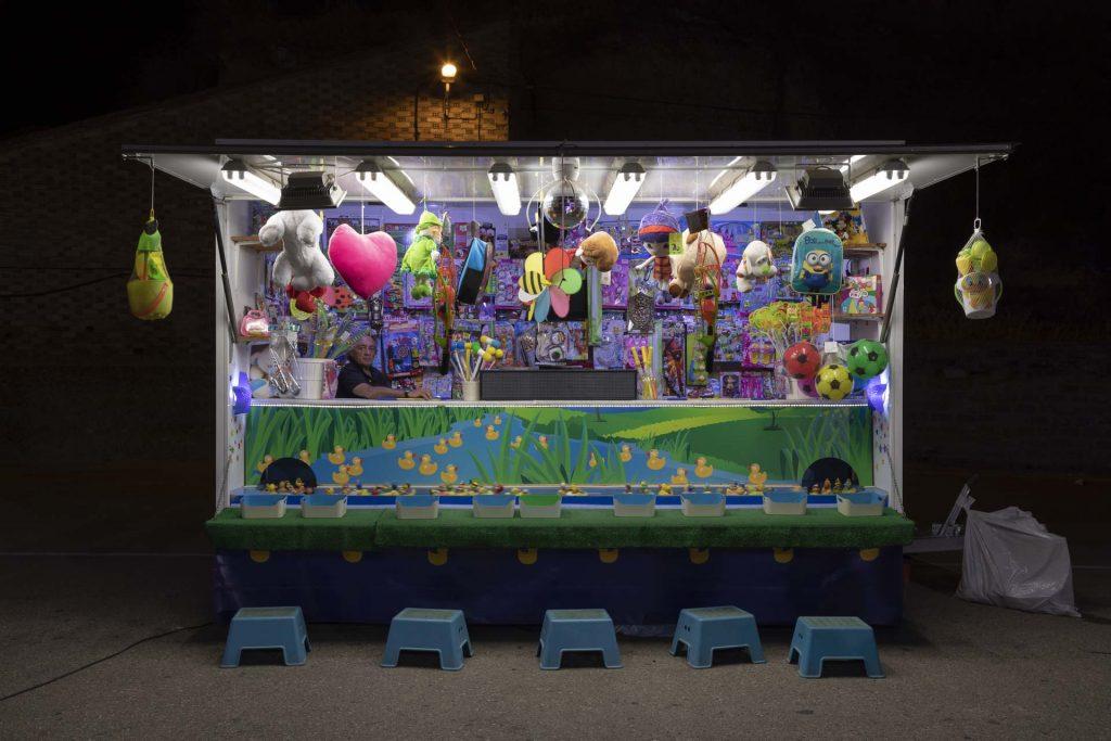 Las Ferias de Gallur. Espacio nómada a orillas del río Ebro.